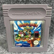 Videojuegos y Consolas: WARIO LAND SUPER MARIO LAND 3 NINTENDO GAME BOY GB. Lote 293247633