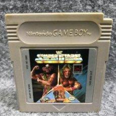 Videojuegos y Consolas: WWF SUPERSTARS NINTENDO GAME BOY GB. Lote 293247643