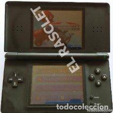 Videojuegos y Consolas: CONSOLA NINTENDO DS LITE - COLOR NEGRO - MODELO USG 001 - AÑO 2006. Lote 293370128