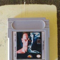 Videojuegos y Consolas: TERMINATOR 2. JUEGO NINTENDO GAME BOY.. Lote 293436073