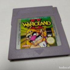 Videojuegos y Consolas: WARIOLAND 2 ( GAMEBOY - ESP) 100% ORIGINAL. Lote 293817088