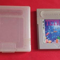 Videojuegos y Consolas: JUEGO NINTENDO GAME BOY TETRIX . SIN PROBAR. Lote 294365663