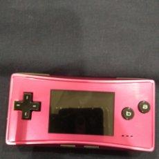 Videojuegos y Consolas: GAME BOY MICRO. Lote 296851818