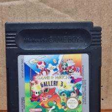 Videojuegos y Consolas: JUEGO GAME BOY GALLERY 3 NINTENDO. Lote 296900833