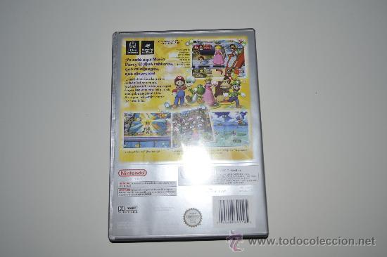Videojuegos y Consolas: JUEGO CONSOLA GAMECUBE MARIO PARTY 4 NINTENDO - Foto 2 - 26265848