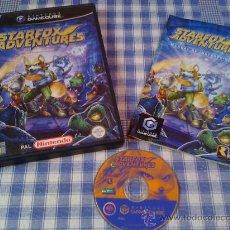 Videojuegos y Consolas: STARFOX ADVENTURES PARA LA NINTENDO GAMECUBE WII GAME CUBE PAL VERSIÓN ESPAÑOLA. Lote 99247148