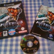 Videogiochi e Consoli: METROID PRIME 2 PARA LA NINTENDO GAMECUBE WII GAME CUBE PAL VERSIÓN ESPAÑOLA. Lote 26713982