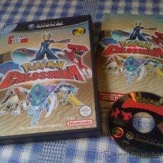 Videojuegos y Consolas: POKEMON COLOSSEUM PARA NINTENDO GAMECUBE GC Y WII PAL JUEGO COMPLETO. Lote 124478607