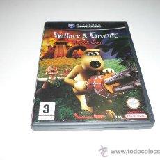 Videojuegos y Consolas: WALLACE & GROMIT PROJET ZOO PAL NINTENDO GAMECUBE. Lote 29996419