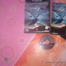 Videojuegos y Consolas: JUEGO GAMECUBE TOP GUN COMBAT ZONES. Lote 31020956