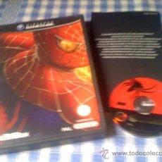 Videojuegos y Consolas: SPIDER-MAN 2 (SPIDERMAN) JUEGO PARA NINTENDO GAMECUBE Y WII PAL. Lote 32259512