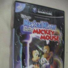 Videojuegos y Consolas: ANTIGUO JUEGO PARA NINTENDO GAMECUBE MAGICAL MIRROR DE MICKEY MOUSE NUEVO SIN USAR PRECINTADO. Lote 32283204