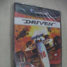 Videojuegos y Consolas: ANTIGUO JUEGO PARA NINTENDO GAMECUBE DRIVEN NUEVO SIN USAR PRECINTADO. Lote 32283227