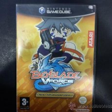 Videojuegos y Consolas: JUEGO BEYBLADE VFORCE SUPER TOURNAMENT BATTLE. COMPLETO. Lote 32623975