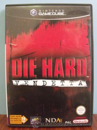 JUEGO DIE HARD VENDETTA - NINTENDO GAMECUBE (Juguetes - Videojuegos y Consolas - Nintendo - Gamecube)