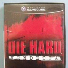 Videojuegos y Consolas: JUEGO DIE HARD VENDETTA - NINTENDO GAMECUBE. Lote 32685643