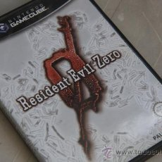 Videojuegos y Consolas: RESIDENT EVIL - NINTENDO - GAMECUBE - ITALIANO. Lote 70103429