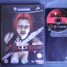 Videojuegos y Consolas: GAMECUBE GAME CUBE BLOODRAYNE. Lote 32900285