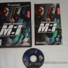 Videojuegos y Consolas: JUEGO NINTENDO GAMECUBE MISION IMPOSIBLE OPERACION SURMA. Lote 33009013