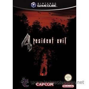 RESIDENT EVIL 4 - GAMECUBE (Juguetes - Videojuegos y Consolas - Nintendo - Gamecube)