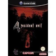 Videojuegos y Consolas: RESIDENT EVIL 4 - GAMECUBE. Lote 35213331