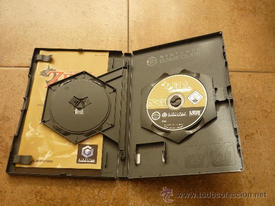 Videojuegos y Consolas: JUEGO GAME CUBE ZELDA EDICION LIMITADA WIND WAKER WA PAL NINTDO MANUAL TODO JUEGAZO 2002 - Foto 3 - 35430124