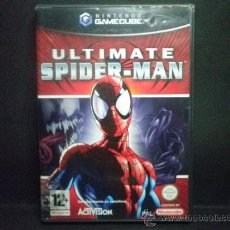 Videojuegos y Consolas: GAMECUBE ULTIMATE SPIDER-MAN. Lote 36323063