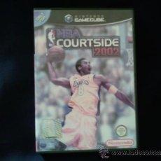 Videojuegos y Consolas: NBA COURTSIDE 2002 GAMECUBE. Lote 36895207