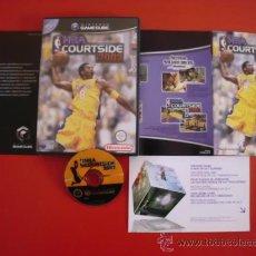 Videojuegos y Consolas: JUEGO DE NINTENDO GAMECUBE NBA COURTSIDE 2002 GAME CUBE PFS. Lote 192856501