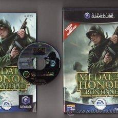 Videojuegos y Consolas: MEDAL OF HONOR FRONTLINE. Lote 38857042