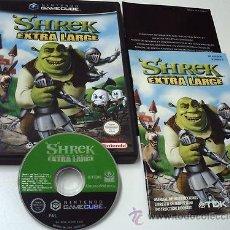 Videojuegos y Consolas: SHREK EXTRA LARGE . Lote 39021366