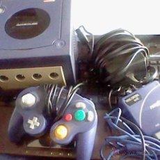 Videojuegos y Consolas: CONSOLA GAMECUBE GAME CUBE FUNCIONANDO LEER DETENIDAMENTE. Lote 100179827