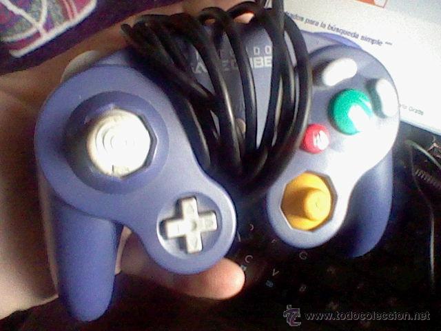 Videojuegos y Consolas: CONSOLA GAMECUBE GAME CUBE FUNCIONANDO LEER DETENIDAMENTE - Foto 6 - 100179827