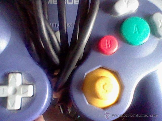 Videojuegos y Consolas: CONSOLA GAMECUBE GAME CUBE FUNCIONANDO LEER DETENIDAMENTE - Foto 8 - 100179827