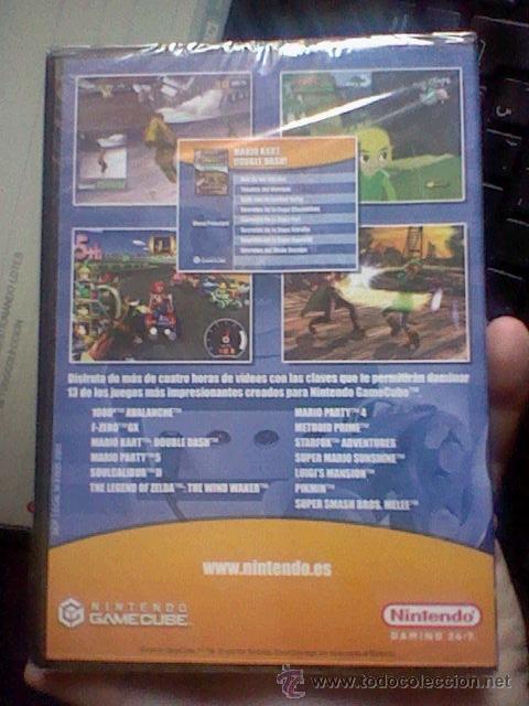 Videojuegos y Consolas: gamecube pal DVD TRUCOS PARA NINTENDO GAMECUBE 4 HORAS PRECINTADO - Foto 3 - 42033573