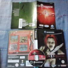 Videojuegos y Consolas: BLOODRAYNE - GAMECUBE. Lote 42877589