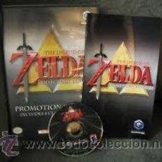 Videojuegos y Consolas: ZELDA COLLECTORS EDITION - GAME CUBE. Lote 43094795