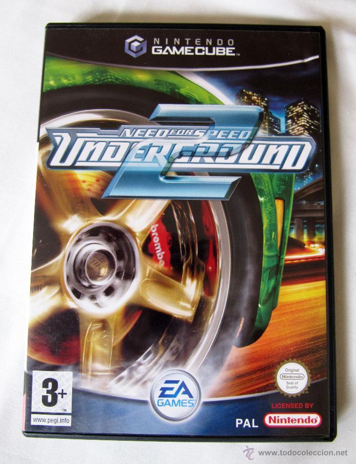 Need For Speed Underground 2 Para Nintendo Game Sold Through