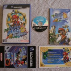 Videojuegos y Consolas: SUPER MARIO SUNSHINE GAMECUBE GC GAME CUBE PAL ESPAÑA. Lote 45023288
