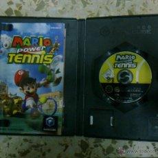 Videojuegos y Consolas: MARIO TENNIS - NINTENDO GAME CUBE - PAL - GAMECUBE. Lote 45713943
