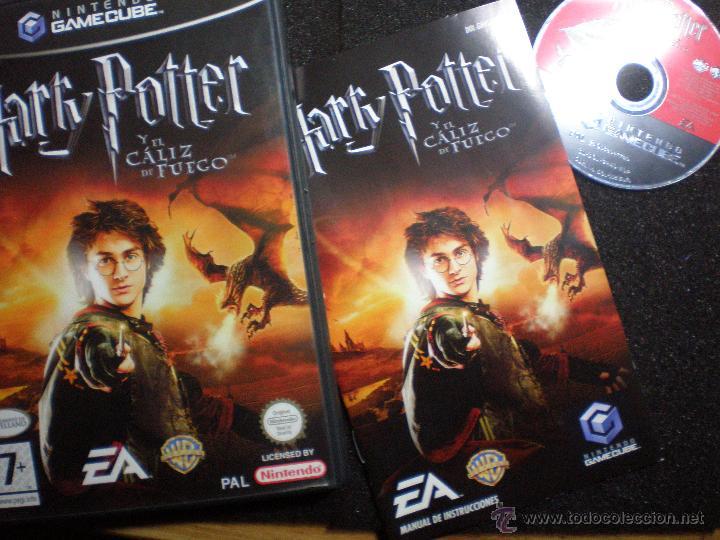 Juego Harry Potter Y El Caliz De Fuego Game Comprar Videojuegos