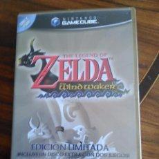 Videojuegos y Consolas: JUEGO NINTENDO GAMECUBE.THE LEGEND OF ZELDA.THE WIND WAKER.. Lote 49688791