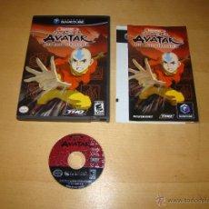 Videojuegos y Consolas: GAMECUBE - AVATAR. Lote 55062008
