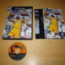 Videojuegos y Consolas: GAMECUBE - NBA COURTSIDE 2002. Lote 50104887