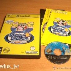 Videojuegos y Consolas: WARIO WARE WARIOWARE INC PARA NINTENDO GAMECUBE GC Y WII PAL JUEGO COMPLETO - SOBRE 200 MINIJUEGOS!!. Lote 86240930