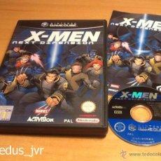 Videojuegos y Consolas: X-MEN NEXT DIMENSION JUEGO PARA NINTENDO GAMECUBE GAME CUBE PAL EN BUEN ESTADO. Lote 50594985