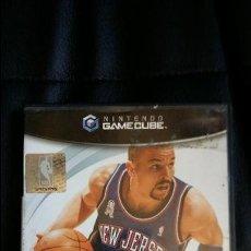 Videojuegos y Consolas: JUEGO DE NINTENDO GAMECUBE NGC NBA LIVE 2003 BASQUETBALL GAME. Lote 51059687