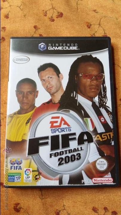 JUEGO DE NINTENDO GAMECUBE NGC FIFA WORLD CUP 2003 GAME (Juguetes - Videojuegos y Consolas - Nintendo - Gamecube)