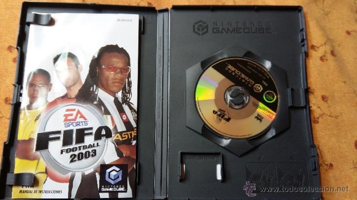 Videojuegos y Consolas: Juego de nintendo gamecube ngc fifa world cup 2003 game - Foto 2 - 51059707