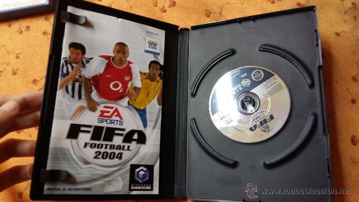 Videojuegos y Consolas: Juego de nintendo gamecube ngc fifa world cup 2004 game - Foto 2 - 51059751